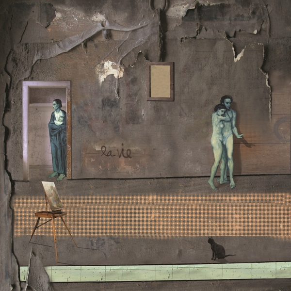 Homage to Picasso - La vie