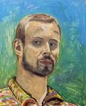 Self portrait Martin Halaxa