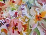 Etude aquarelle VI - détail 1