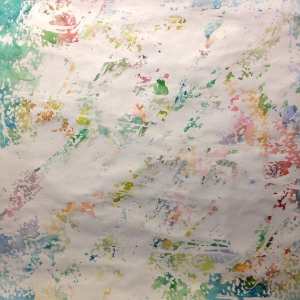 Étude aquarelle III