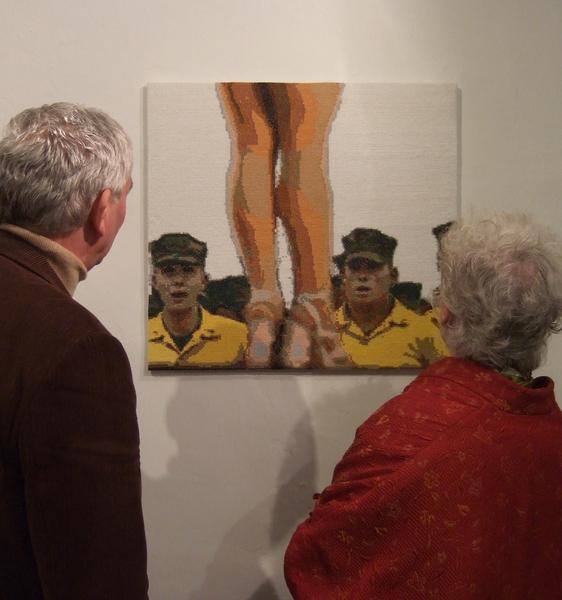 exhibition - wildwechsel - deer pass