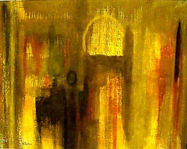 O ANJO DO SENHOR - 80 x 100cm - 1998