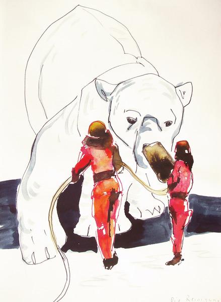 102 Isbjörn