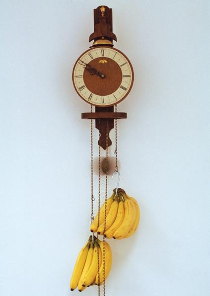 Mass = Energy = Time