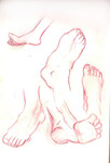 Red Feet