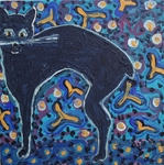 """001""""Black cat"""""""
