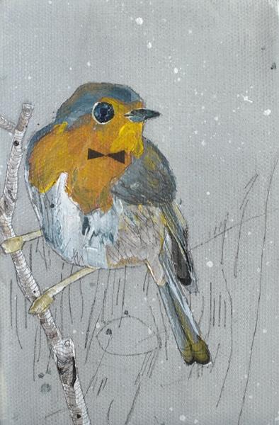 Dapper Robin