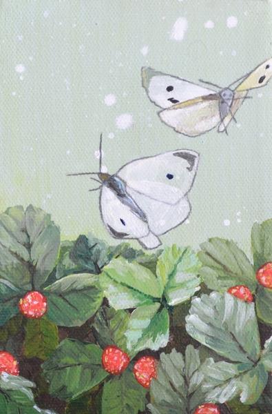 Early Summer Butterflies