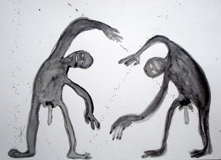 una pelea