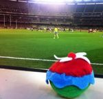 Random Street Art - Muffin at MCG