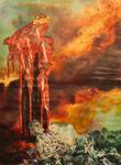 Divina Comedia Inferno V ,  38x28 03