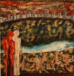 Divina Comedia Inferno VII, 27,8x29,0, 16