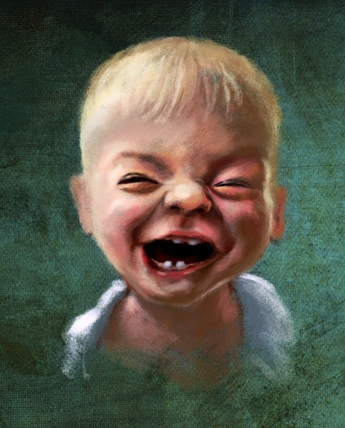 Baby character study