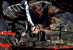 Gaza / Das Massaker