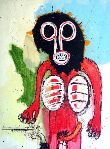 REFLEJO Y MUERTE (reflex and death)