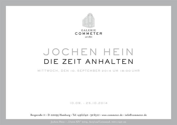 Exhibition: Die Zeit anhalten