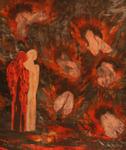 Divina Comedia Inferno XIX, 32,4x27,4, 25