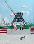 Stalin square