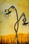 realistic painting of flowers realism art paintings artworks