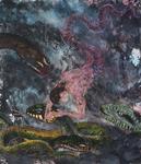 Divina Comedia Inferno XXV, 36,0 x 33,8, 16