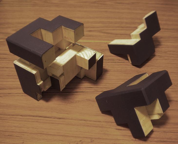 Puzzle Box 2014 - Apart