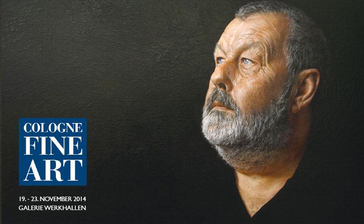 Cologne Fine Art 19. - 23.11.2014 – Galerie Werkhallen