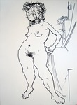 standing nude #618