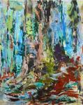 Geert Cox - Rainforest tree