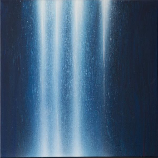 Tryptichon Blue Flow 2/c