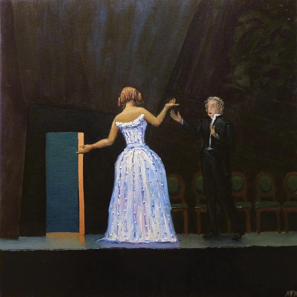 La Traviata. Act II.