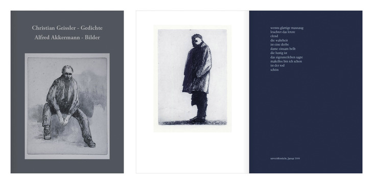 Christian Geissler – Gedichte | Alfred Akkermann – Bilder