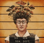 Donna Amungus (mugshot series)