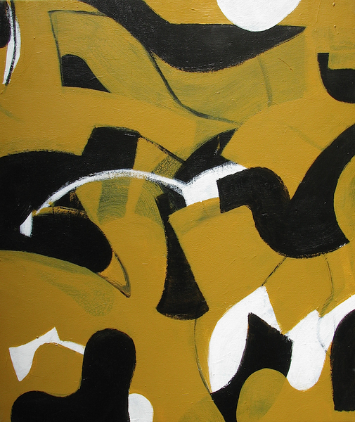Untitled (Black Ice No.10)