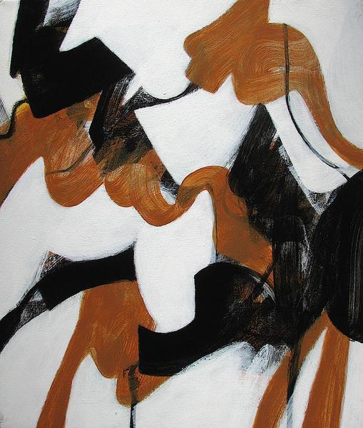 Untitled (Black Ice No.13)