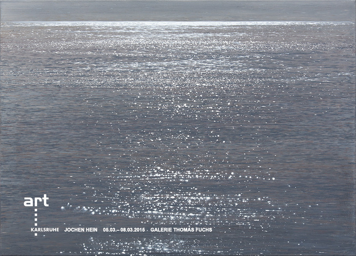 art-karlsruhe, 05.03.–08.03.2015, Galerie Thomas Fuchs