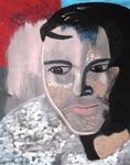 Impressionist Study of Elizabeth Fraser