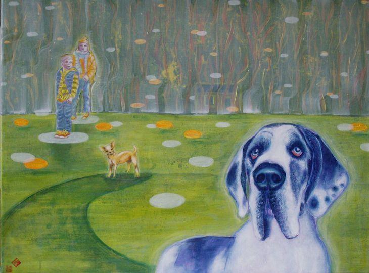 von Hunden und Menschen