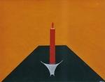 Gemälde-24-Plakatfarbe Format 42 cm x 52,4 cm