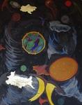 Gemälde-Öl auf Leinen