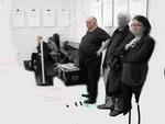 Johnny, Heinz Baumüller und Herr Vogt in Benrath 3