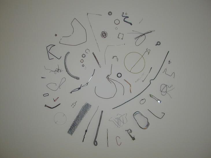 ehrenfelder drahtkreis - durchmesser 110 cm - 2008 b