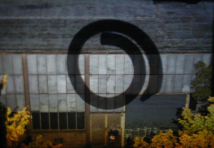 licht-graffiti - ausstellungsraum jürgen bahr 2008