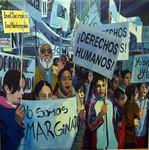 Amazigh (Berber) Peoples, Manifesting in Madrid