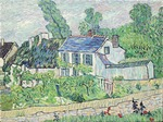 Houses at Auvers --van Gogh jaar 2015 Otterlo--