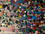 bubble wall painting