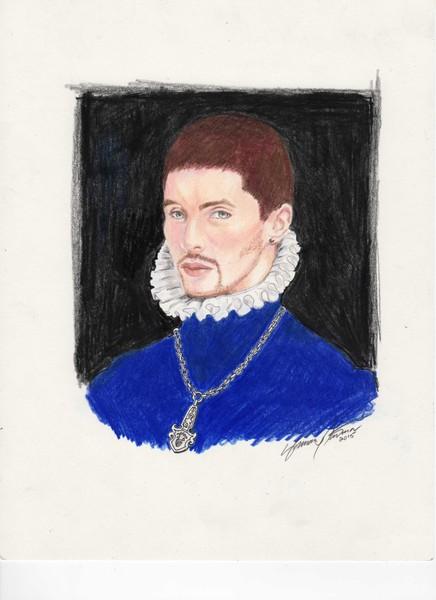 16 th century Gentleman