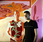 gay tel aviv visit the studio of the painter raphael perez