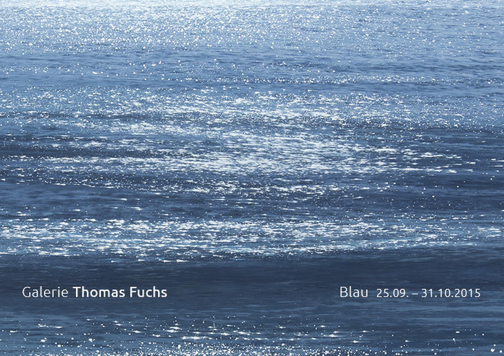 Galerie Thomas Fuchs – Single Exhibition Stuttgart