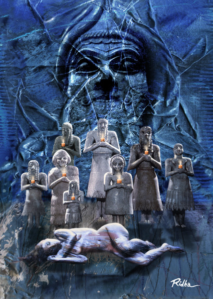Melancholic hymn from Uruk