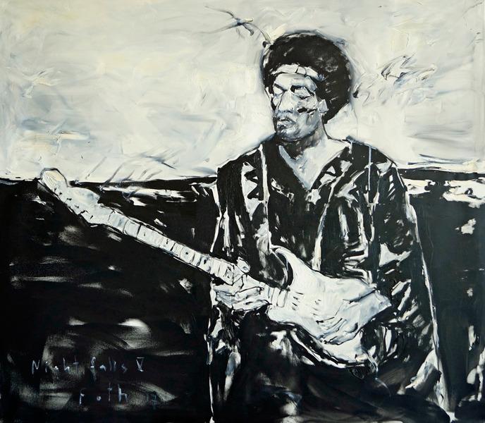 Studie zu Hendrix II